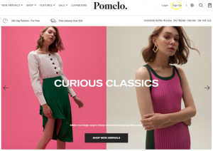 Pomelo Fashion product